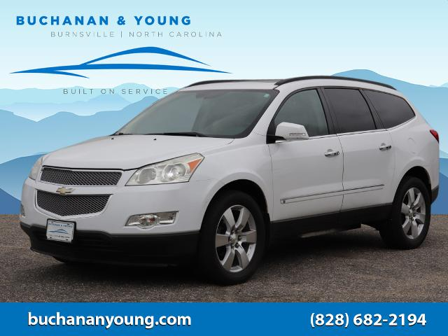 2009 Chevrolet Traverse LTZ for sale by dealer