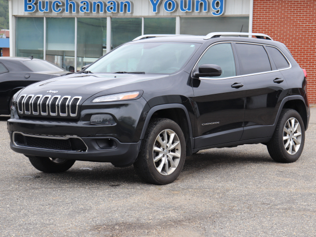 2014 Jeep Cherokee Limited for sale by dealer