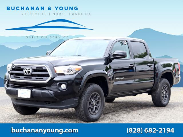 2017 Toyota Tacoma SR5 V6 for sale by dealer