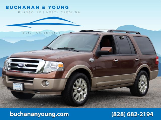 2011 Ford Expedition King Ranch for sale by dealer