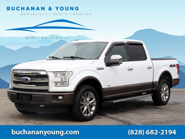 2016 Ford F-150 Lariat for sale by dealer