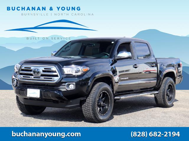 2018 Toyota Tacoma Limited for sale by dealer