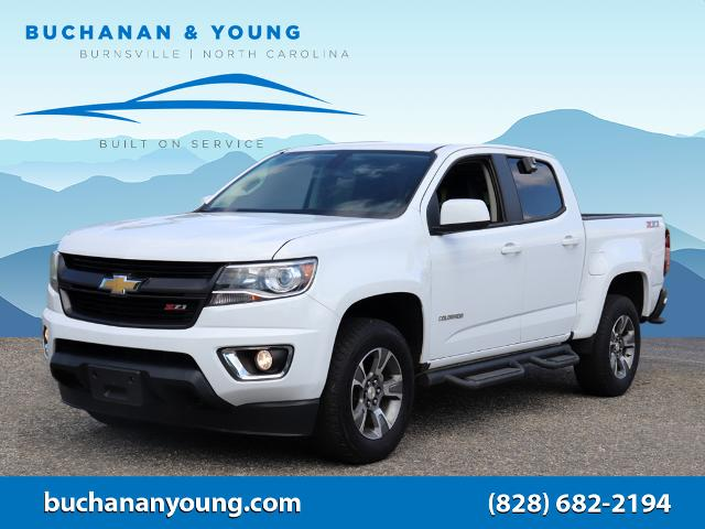 2018 Chevrolet Colorado Z71 for sale by dealer