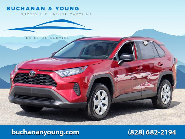 2019 Toyota RAV4 LE for sale by dealer