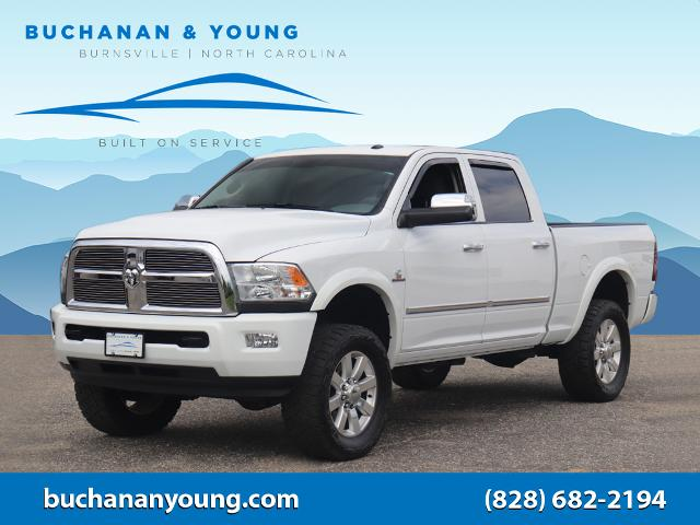 2018 RAM 2500 Tradesman for sale by dealer