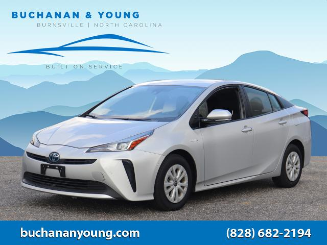 2019 Toyota Prius L Eco for sale by dealer