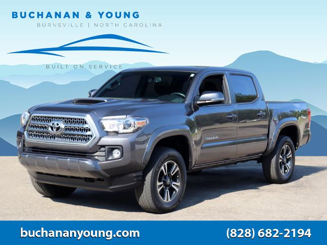 2017 Toyota Tacoma TRD Sport for sale by dealer