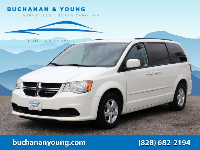 2013 Dodge Grand Caravan SXT for sale by dealer