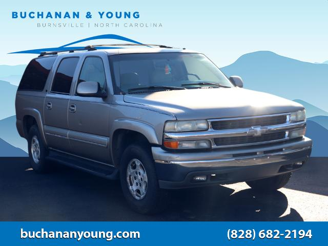 2002 Chevrolet Suburban 1500 LT for sale by dealer