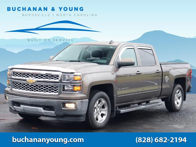 2015 Chevrolet Silverado 1500 LT Z71 for sale by dealer