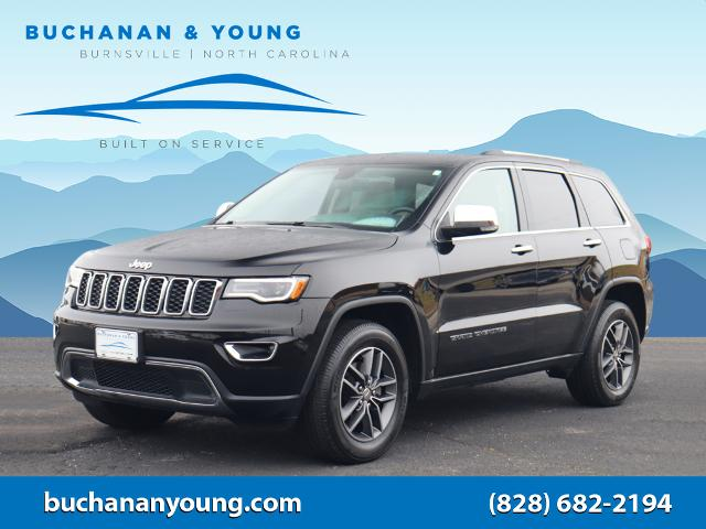 2018 Jeep Grand Cherokee Limited for sale by dealer