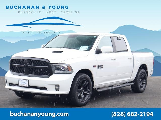 2017 RAM 1500 Night for sale by dealer