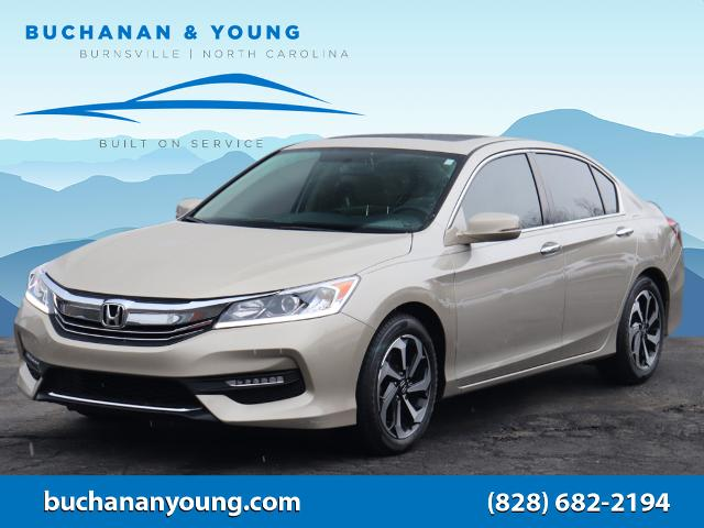 2016 Honda Accord EX for sale by dealer