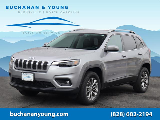 2019 Jeep Cherokee Latitude Plus for sale by dealer
