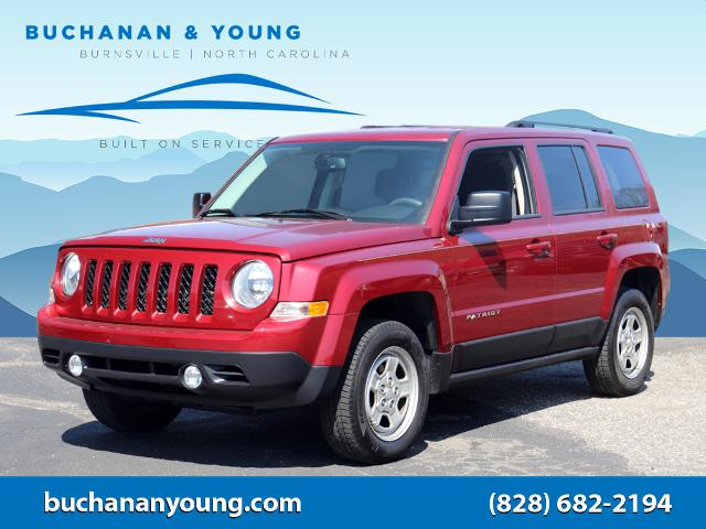 2016 Jeep Patriot Sport for sale by dealer