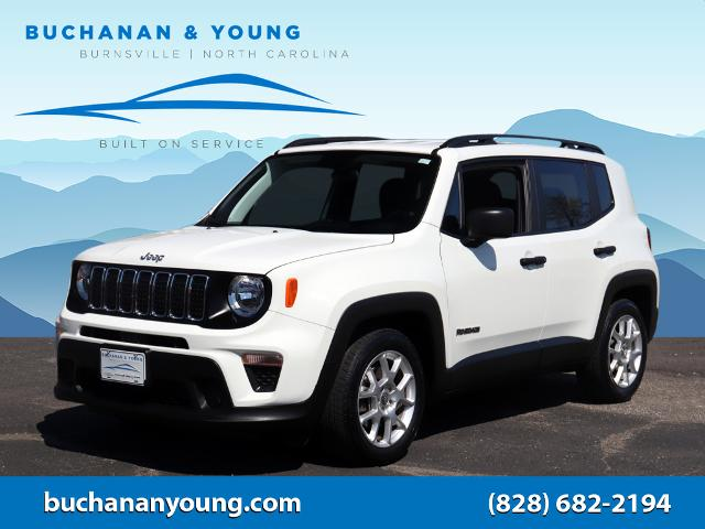 2020 Jeep Renegade Sport for sale by dealer