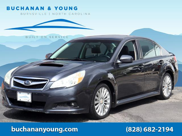 2010 Subaru Legacy 2.5GT Limited for sale by dealer