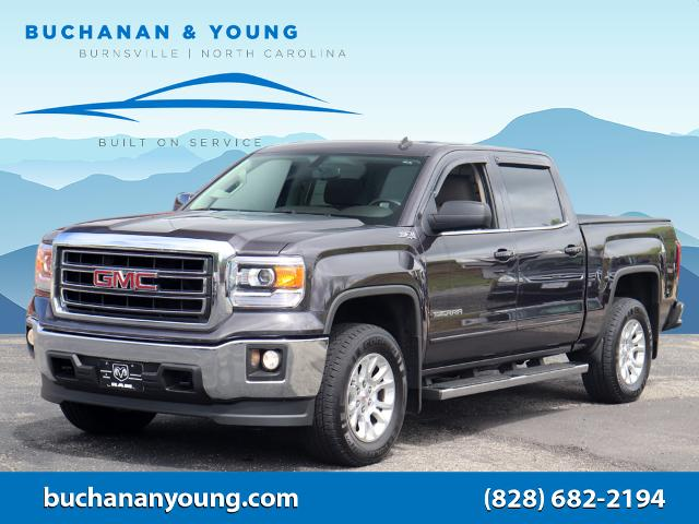 2014 GMC Sierra 1500 SLE for sale by dealer