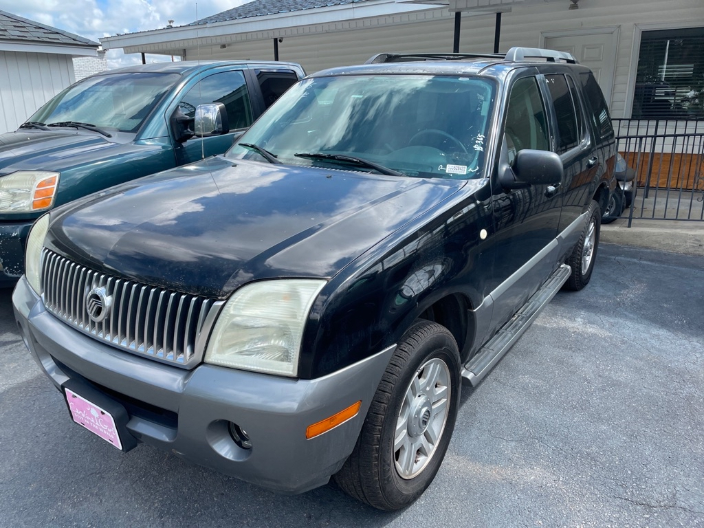 2005 MERCURY MOUNTAINEER CONVENIENCE for sale by dealer