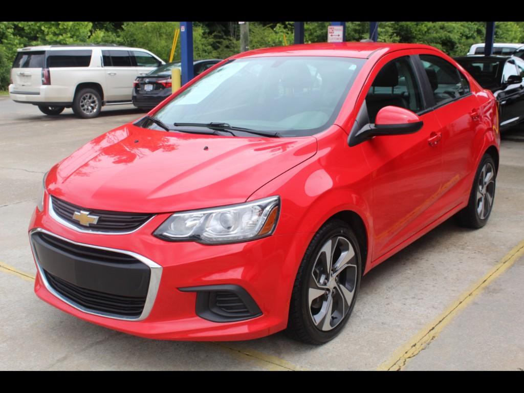 2017 Chevrolet Sonic 4dr Sdn Auto Premier for sale by dealer