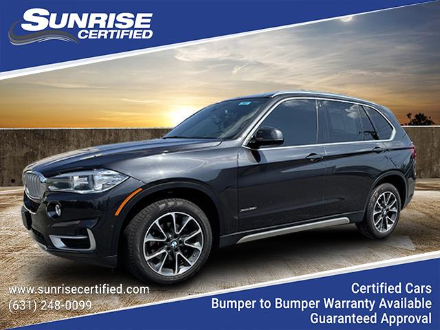 2018 BMW X5 xDrive35i Sports Activity Vehicle for sale by dealer