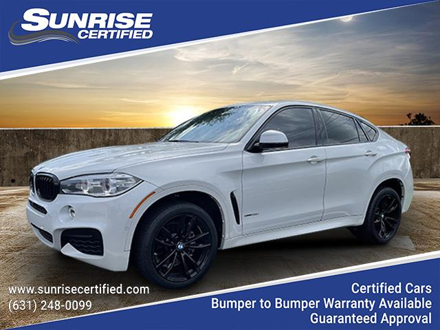 2019 BMW X6 xDrive35i Sports Activity Coupe for sale by dealer
