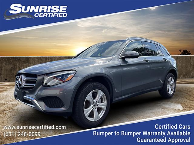 2018 Mercedes-Benz GLC GLC 300 4MATIC SUV for sale by dealer