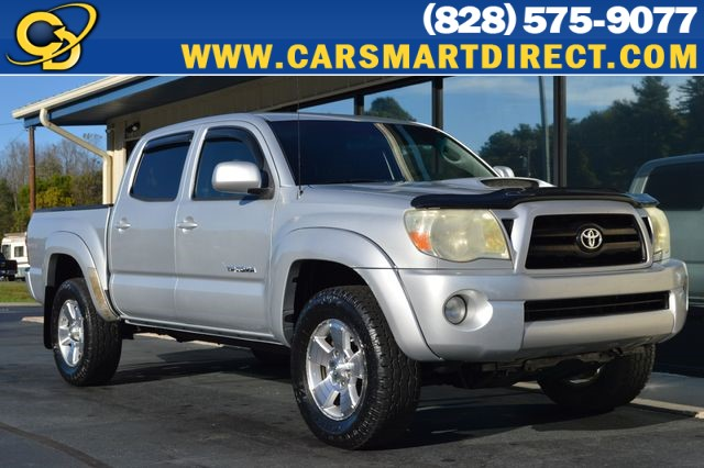 2008 Toyota Tacoma Double Cab Pickup 4D 5 ft for sale by dealer