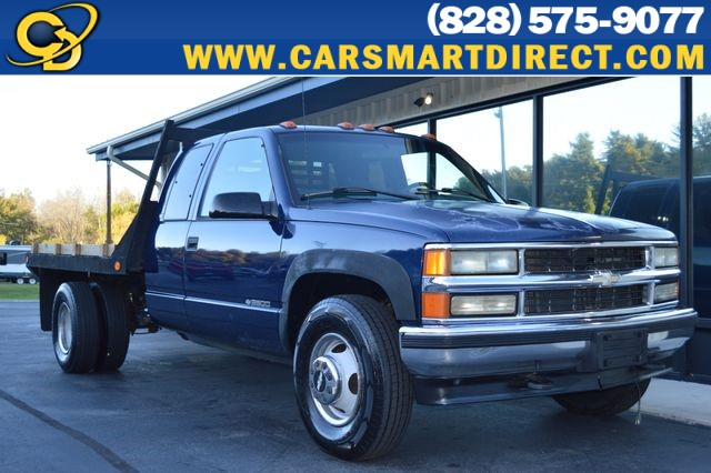 1998 Chevrolet 3500 Extended Cab Long Bed for sale by dealer