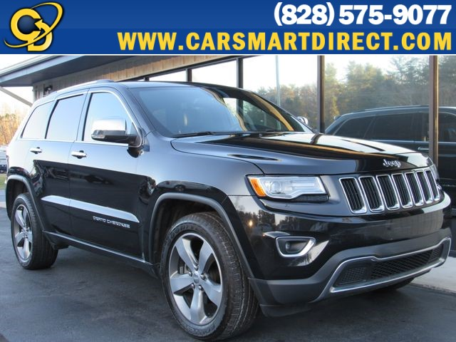 2015 Jeep Grand Cherokee Limited Sport Utility 4D for sale by dealer