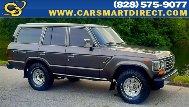 1988 Toyota Landcruiser FJ62 for sale by dealer