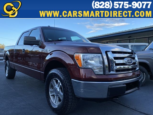 2010 Ford F150 SuperCrew Cab XLT Pickup 4D 5 1/2 ft for sale by dealer