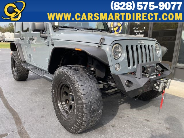 2014 Jeep Wrangler Unlimited Sport S SUV 4D for sale by dealer