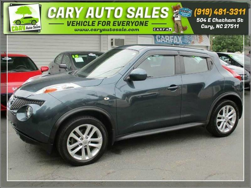 2013 NISSAN JUKE S for sale by dealer