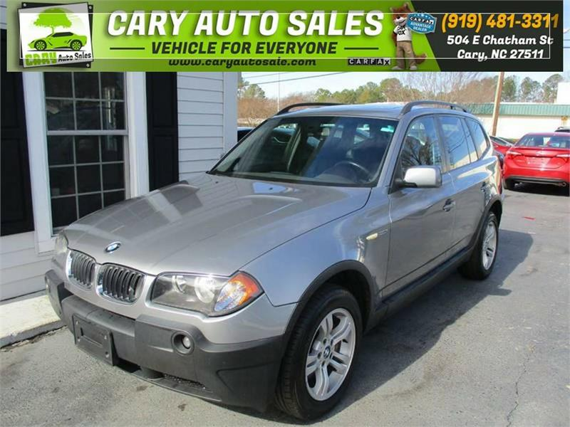 2005 BMW X3 3.0I for sale by dealer