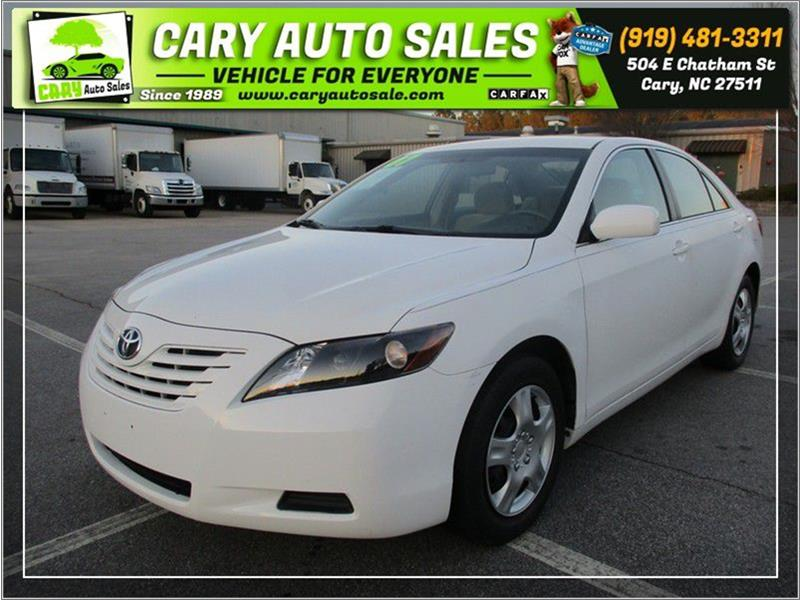 2007 TOYOTA CAMRY NEW GENER LE for sale by dealer