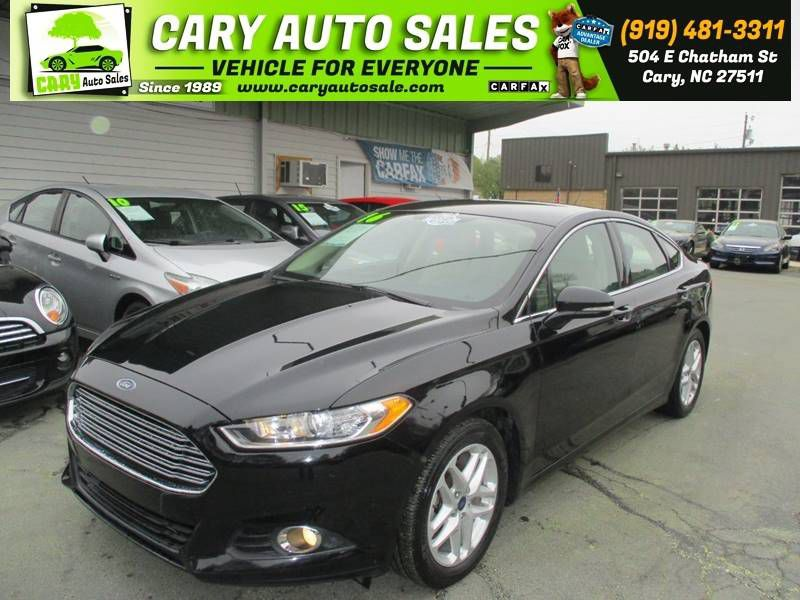 2016 FORD FUSION SE 1.5L I4 Turbocharger for sale by dealer