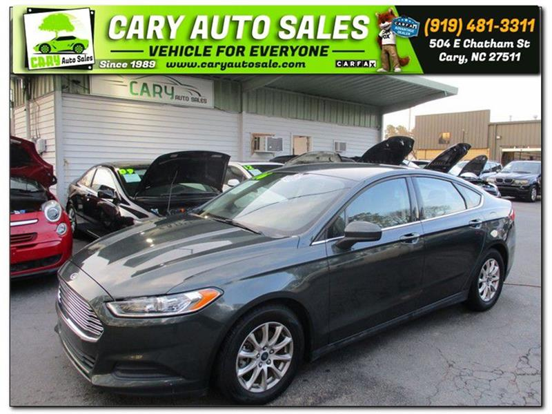 FORD FUSION S in Cary