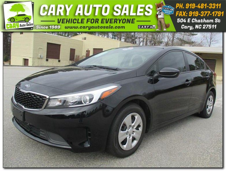 2017 KIA FORTE LX for sale by dealer