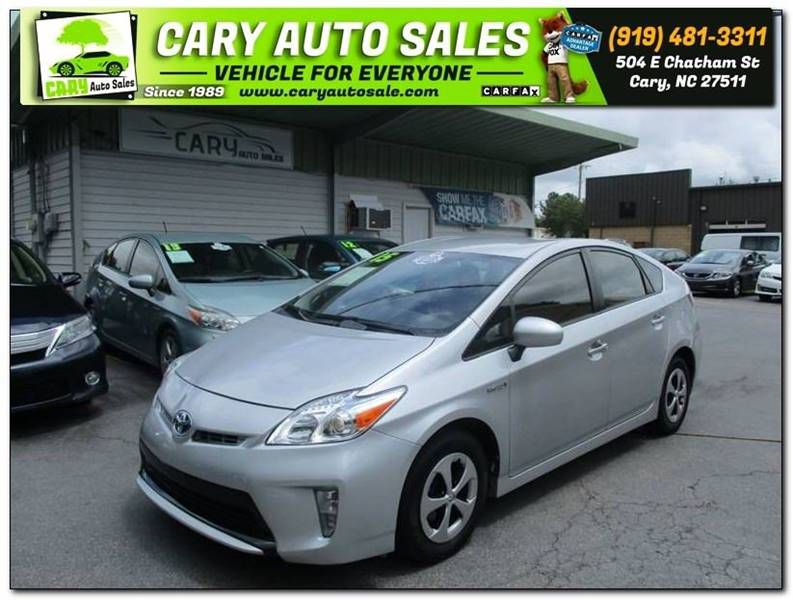 TOYOTA PRIUS Four in Cary