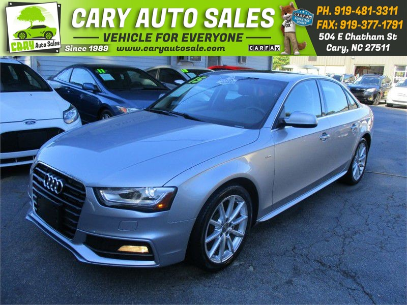 2015 AUDI A4 PREMIUM S LINE for sale by dealer