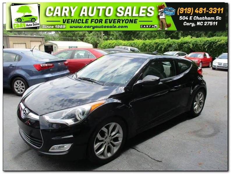 HYUNDAI VELOSTER in Cary