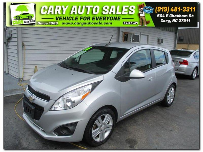 2014 CHEVROLET SPARK LS Cary NC
