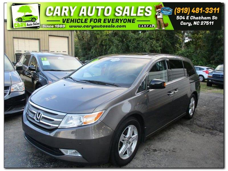 2012 HONDA ODYSSEY TOURING for sale by dealer