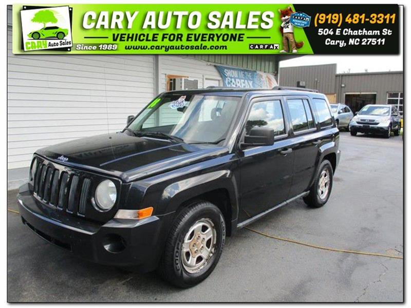 JEEP PATRIOT SPORT in Cary
