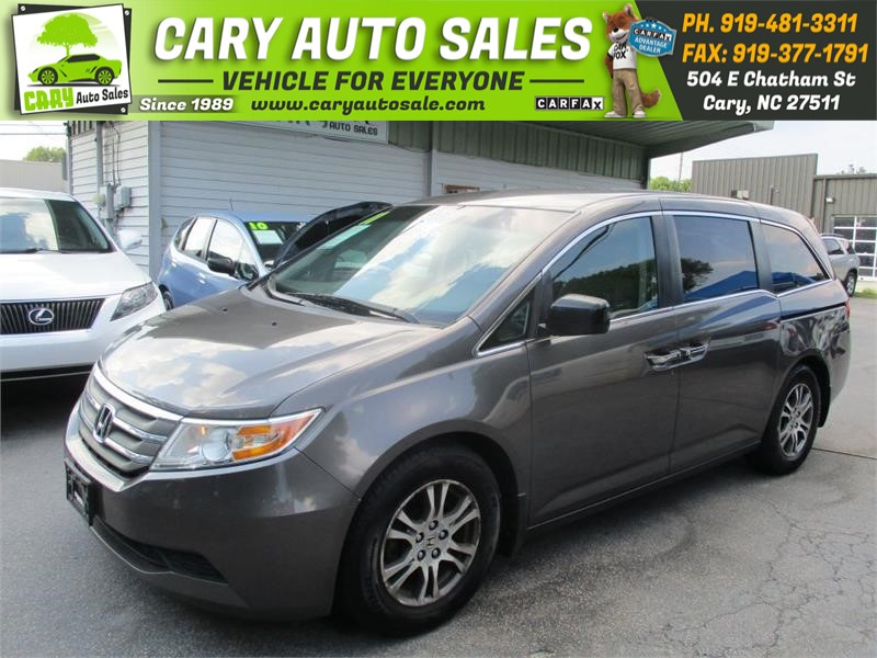 2011 HONDA ODYSSEY EX for sale by dealer