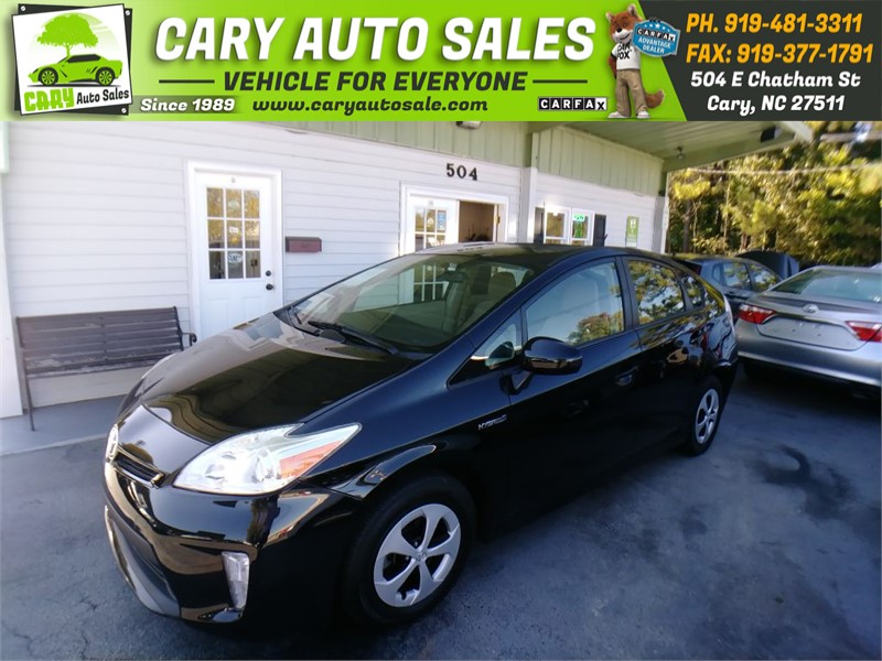 2013 TOYOTA PRIUS IV for sale by dealer
