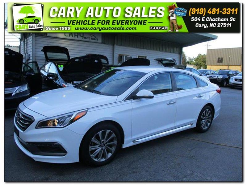 2015 HYUNDAI SONATA SPORT for sale by dealer