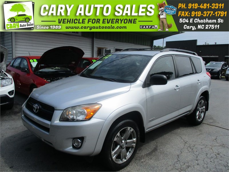 2012 TOYOTA RAV4 SPORT for sale by dealer