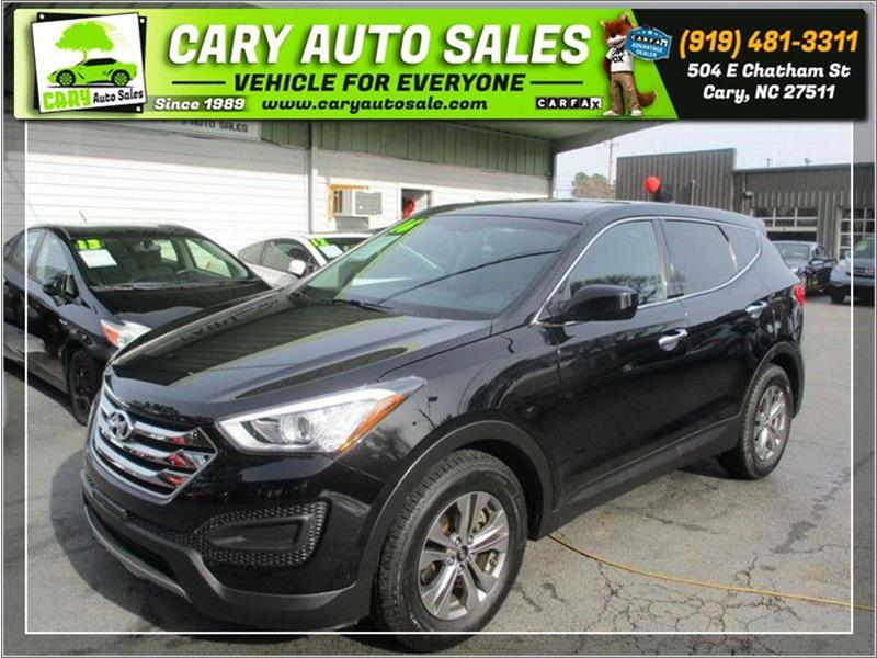 2016 HYUNDAI SANTA FE SPORT for sale by dealer